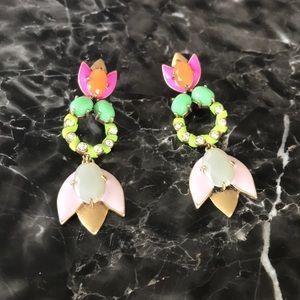 Stella & Dot Tropicana earrings